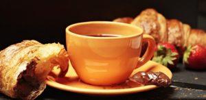 kaffee croissant